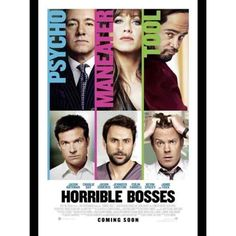 Horrible Bosses - Quiero matar a mi jefe Jason Bateman, Charlie Day, Jason Sudeikis, Jennifer Aniston, Kevin Spacey & Colin Farrell Jennifer Aniston, Jennifer Connelly, Charlie Day, Kevin Spacey, Colin Farrell, Kill The Boss, Bad Boss, Funny Movies, Comedy Movies