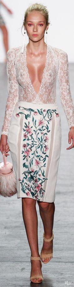 Tadashi Shoji - Spring 2017 Ready-to-Wear