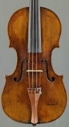 Alma del músico — Famous violins Violin made by Francesco Ruggieri, played by: Mozart.