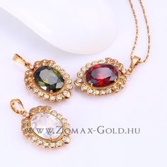 Eufrozina szett - Zomax Gold divatékszer www. Pearl Necklace, Pearls, Gold, Jewelry, Jewellery Making, String Of Pearls, Jewerly, Jewelery