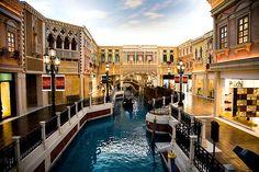 The Venetian Casino - Macau (China)