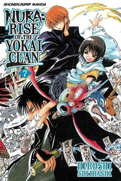 Nura: Rise of the Yokai Clan 7