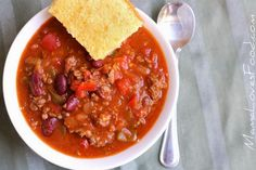This simple wendy's chili copycat recipe is easy and delicious. Make a double batch and freeze some for later. Make sure to add it to your dinner meal plan!