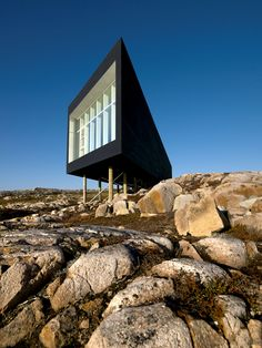 Fogo Islands  Saunders Architecture