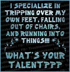 ....Thanks  Multiple Sclerosis....