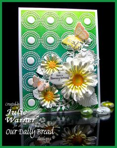 The Write Stuff | Blooming Birthday Flowers | http://thewritestuff.justwritedesigns.com