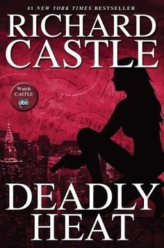 Deadly Heat... Coming soon!   Does anyone else think that looks like Stana? :)