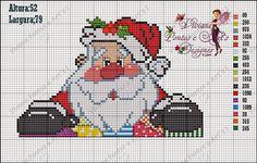 Viviane Pontos e Art's: Gráfico Papai Noel 2014