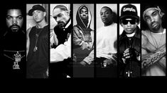 pics of 90s rappers | 90s Rap Wallpaper by ramin151