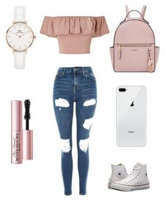 teenager outfits for school cute \ teenager outfits ; teenager outfits for school ; teenager outfits for school cute Cute Teen Outfits, Teenage Girl Outfits, Teenager Outfits, Teen Fashion Outfits, Pretty Outfits, Pretty Clothes, Cute Summer Outfits For Teens For School, Teen Girl Clothes, Tween Fashion