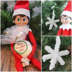 Elf on the Shelf Magic Snowflake Dust