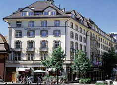 VCH-Hotel Glockenhof, Zürich, Schweiz / Switzerland, www.vch.ch/glockenhof/.