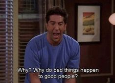 Yeah, like Ross is a good person! He's a low-key sexist throughout the full show. Prefer the other friends. Friends Moments, Friends Series, Friends Show, Friends Quotes Tv Show, Tv Show Quotes, Film Quotes, Funny Quotes, Funny Memes, Friend Memes