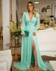 Swans Style is the top online fashion store for women. Shop sexy club dresses, jeans, shoes, bodysuits, skirts and more. Casual Dresses, Fashion Dresses, Formal Dresses, Vestidos Color Menta, Bridesmaid Dresses, Prom Dresses, Green Dress, Mother Of The Bride, Beautiful Dresses