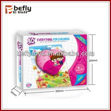 paper puzzle, paper puzzle direct from Believe-Fly Trading (Toys) Co., Ltd. Shantou in China (Mainland)