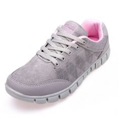 Female Casual Breathable Outdoor Shoes Wear Non-slip Sneakers