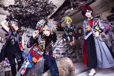 GIGAMOUS will be releasing their first full album, Super Strong Magnets, on May No details yet. Super Strong Magnets, Free Radio, Rock News, Visual Kei, Album, Videos, New Look, Captain Hat, Punk