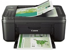Canon Wireless All-IN-One Small Printer Scanner Fax Print Copy Mobile Printing Printer Scanner Copier, Wireless Printer, Inkjet Printer, Image Printer, Photo Printer, Office Printers, Best Printers, Canon, Best Portable Printer