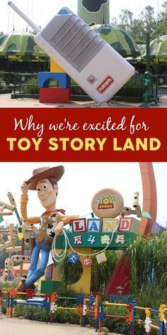 825db6a8e2 Disney Toy Story Land