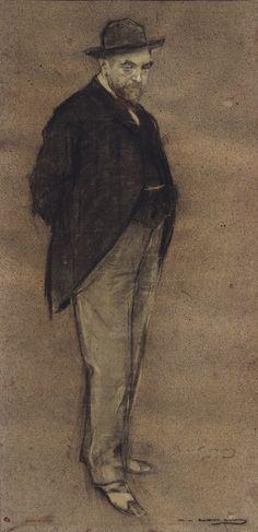 Ramon Casas Paintings