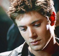 Jensen as Alec McDowell in Dark Angel Jensen Ackles Supernatural, Jensen Ackles Jared Padalecki, Jensen And Misha, Supernatural Memes, Danneel Ackles, Destiel, Johnlock, Def Not, Winchester Boys