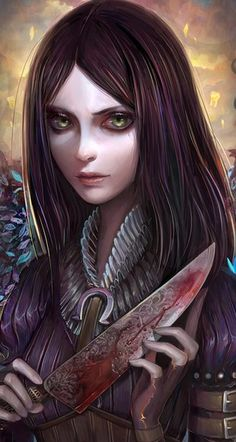 Alice Liddell | American McGee's, Madness Returns
