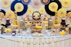 What Will it BEE? bumblebee gender neutral Baby Shower Planning Ideas