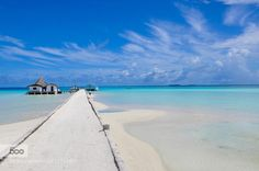 Some #Travel & #Vacation : An ordinary day in the Maldives by StefanoBertolone