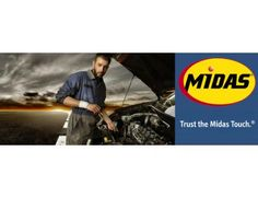 9 Full-Service Oil Change, Tire Rotation & Brake Inspection from Midas ($80 Value)