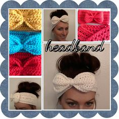 Hey, I found this really awesome Etsy listing at https://www.etsy.com/listing/211407906/crochet-head-wrap-with-a-bow