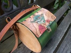 Star Wars Purse - Featuring Yoda-Made to Order. $65.00, via Etsy.
