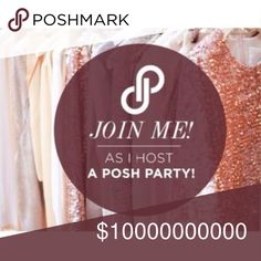 (4/18) THEME IS BEST IN TOPS So excited to announce on 4/18 at 12 PST/ 3 EST I'll be cohosting my first posh party. Theme is Best in Tops. I'll be looking through all the likes and comments in this post to be choosing my HPs. Don't forget to like this post to keep updated on what's going on and if you also want a potential HP poshmark party Other