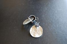 Items similar to Petal and Copper Disk Earrings, Mixed Metal Earrings, Flower Petal Earrings, Artisan Handcrafted Earrings, Modern Jewelry on Etsy Tribal Earrings, Copper Earrings, Leaf Earrings, Tribal Jewelry, Etsy Earrings, Custom Earrings, Unique Earrings, Jewelry Supply Store, Moon Jewelry