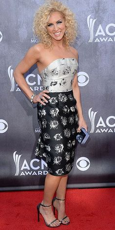 ACM Awards 2014 : Kimberly Schlapman (Little Big Town)
