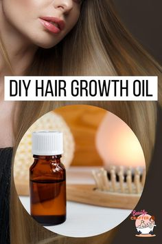 Hair Growth Oil DIY