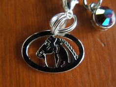 Bridle charm, charms, charm by MHAFARMS on Etsy