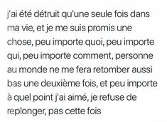 Bad Quotes, Tweet Quotes, Some Quotes, Words Quotes, French Poems, French Quotes, Deep Truths, Quotes White, Caption Quotes