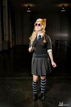 Luna Lovegood HP here i come comic con! & Images of Luna Lovegood | costume design | Pinterest | Luna lovegood ...