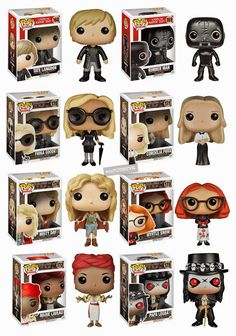 AHS Collection: My Cordelia and Fiona are Hot Topic Exclusives. American Horror Story Funny, Pop Vinyl Collection, Fanart, Pop Television, Pop Dolls, Kawaii, Pop Vinyl Figures, Funko Pop Figures, Funko Pop Vinyl
