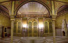 Мавританская гостиная. Фото: Максим Бочаров / Юсуповский дворец