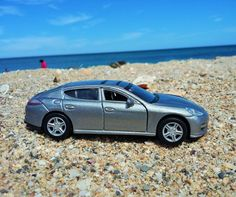 #toytrips playing with my Porsche in Plage Martil,  MOROCCO!  @yooamigo