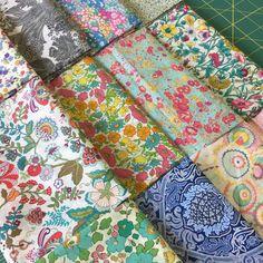 Scrap Pack - Liberty Tana Lawn Prints