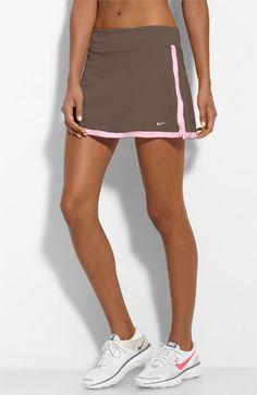 Nike 'Border' Tennis Skirt