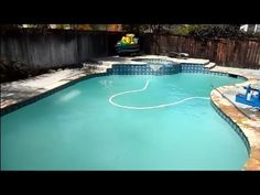 How to Clean a Green Pool Part 2 of 2 - YouTube