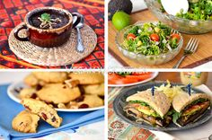 4 Healthy & Easy Recipes for New Vegans