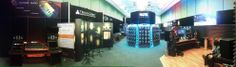Panorama photo of our show room at Times Square, Winter, Room, Travel, Winter Time, Voyage, Rooms, Viajes, Traveling