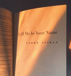 Call me by your name on We Heart It Lista com dicas e tutorias de: , Orange Aesthetic, Aesthetic Vintage, Aesthetic Photo, Aesthetic Pictures, Aesthetic Art, L Wallpaper, Photo Deco, Photo Wall Collage, Your Name