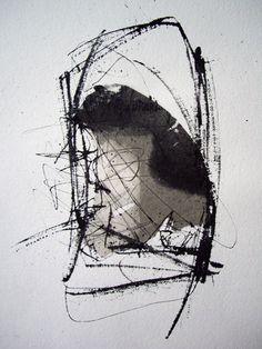 Kitty Sabatier : Calligraphy