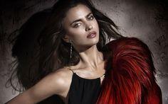 Fashion Model Irina Shayk Russian Girl HD Wallpaper