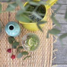 Nouvel article sur le blog  Recette boisson fraîche ☀️ Lien dans le profil #marielapirate#blog#deco#ete#boisson#canicule#recette#athome